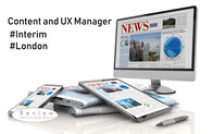 Content and UX Manager